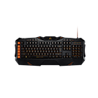 CANYON Wired multimedia gaming keyboard with lighting effect, Marco setting function G1-G5 five keys