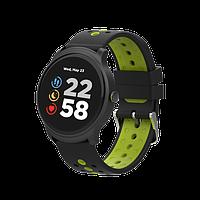 Smart watch, 1.3inches IPS full touch screen, Alloy+plastic body,IP68 waterproof, multi-sport mode w, фото 1