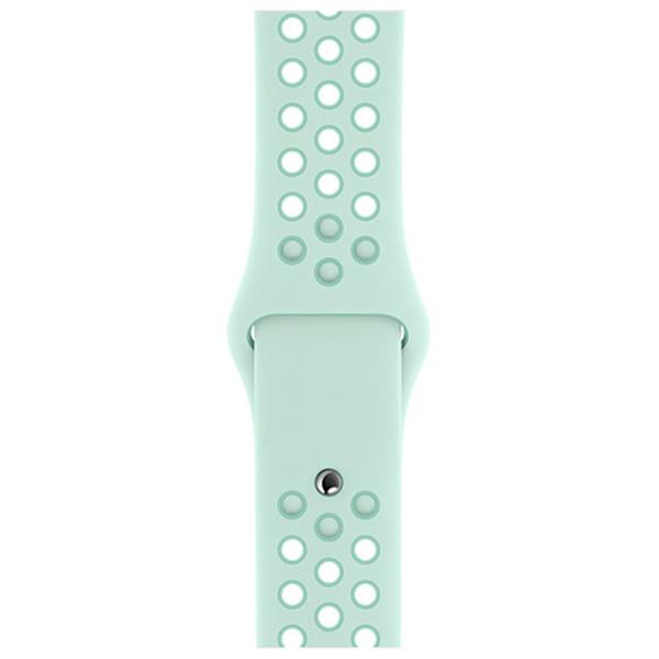 Оригинальный браслет/ремешок для Apple Watch 44mm Teal Tint/Tropical Twist Nike SB S/M & M/L