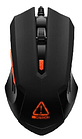 Optical Gaming Mouse with 6 programmable buttons, Pixart optical sensor, 4 levels of DPI and up to 3