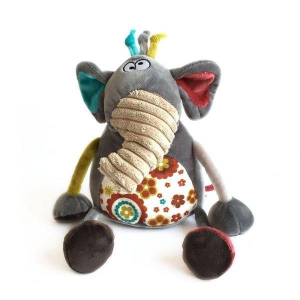 Мягкая игрушка Слоник Робби, 22 см