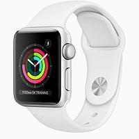 Умные часы Apple 38mm Watch Series3 GPS (Silver, MTEY2GK/A), фото 1