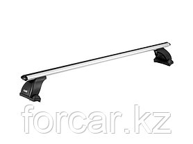 "Багажная система ""LUX"" с дугами 1,2м аэро-классик (53мм) для Mazda 3 Hb 2003, 2009, Mazda CX-7, CX-9, Kia Ceed, фото 2"