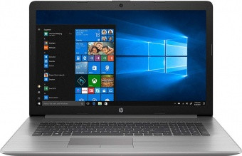 "Ноутбук HP ProBook 470 G7 (9HP79EA), 17.3"" FHD/ Intel Core i7-10510U/ 8 GB/ 1 TB + 256 GB SSD/ Windows 10 Pro/"