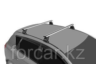 "Багажная система ""LUX"" с дугами 1,2м аэро-трэвэл (82мм) для Mazda 3 Hb 2003, 2009, Mazda CX-7, CX-9, Kia Ceed, фото 3"