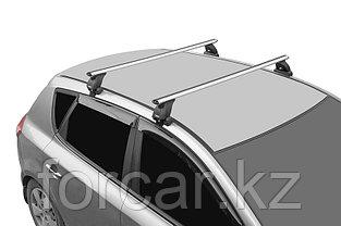 """Багажная система 3 """"LUX"""" с дугами 1,2м аэро-классик (53мм) для а/м Kia Rio IV sedan 2017-... г.в., фото 3"""