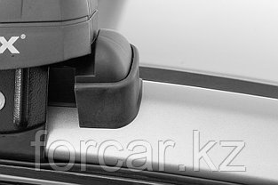 """Багажная система 3 """"LUX"""" с дугами 1,2м аэро-трэвэл (82мм) для а/м Kia Rio IV sedan 2017+ г.в., фото 2"""