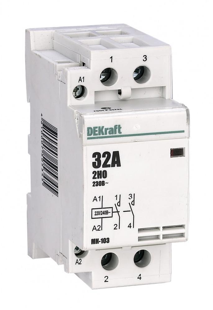 Модульный контактор MK103-040A-230B-20 /18078DEK/