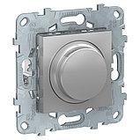 UN LED диммер повор-наж,универ, алюминий /NU551430/, фото 2