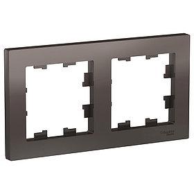 Рамка 2-п, универсальная, МОККО /ATN000602/