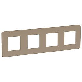 UNICA STUDIO рамка 4-поста, песочный/беж /NU280827/