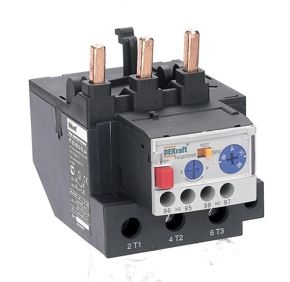 Реле электротепловое РТ03-40-95-30.0А-40.0А /23125DEK/