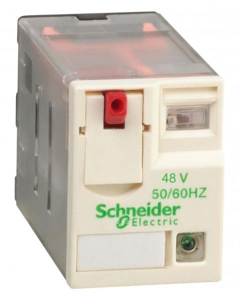 Миниатюрное реле 2 со светодиод 230В перемен тока/RXM2AB2P7/