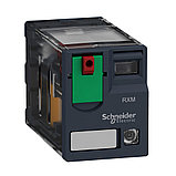 Миниатюрное реле 2 со светодиод 230В перемен тока/RXM2AB2P7/, фото 2