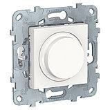 UN LED диммер повор-наж, универ, белый /NU551418/, фото 2