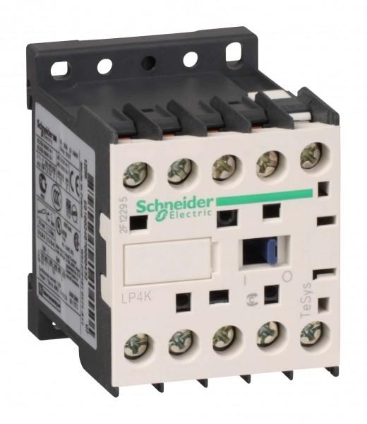 Контактор К 3Р, 12А, НО, 110V DC 1.8Вт /LP4K1210FW3/