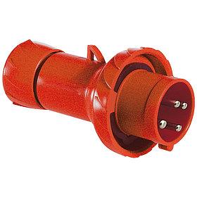 Кабельная вилка быстр.32А 3Р+Е IP67 380В /РКХ32М734/