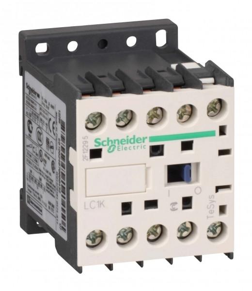Контактор К 3Р, 12А, Н3, 220V 50/60ГЦ /LC1K1201M7/