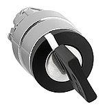 Головка для переключателя 22мм с ключем ZB4BG4, фото 2