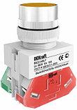 Выключатель кноп. ВК22-ABLF-YEL /25015DEK/, фото 2