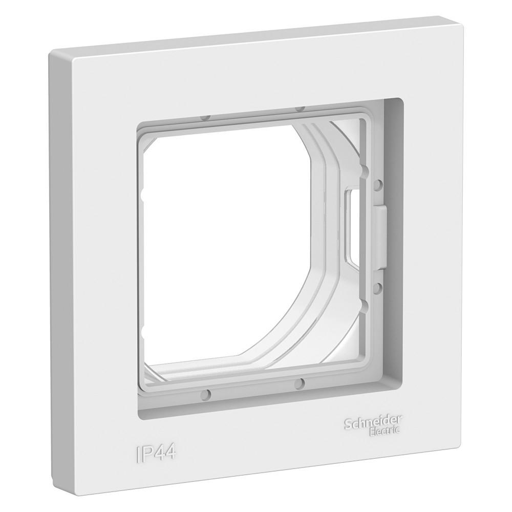Рамка 1-п,IP44, БЕЛЫЙ /ATN440101/
