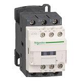Контактор 3Р 18А НО+Н3 230V 50Гц /LC1D18P7/, фото 4