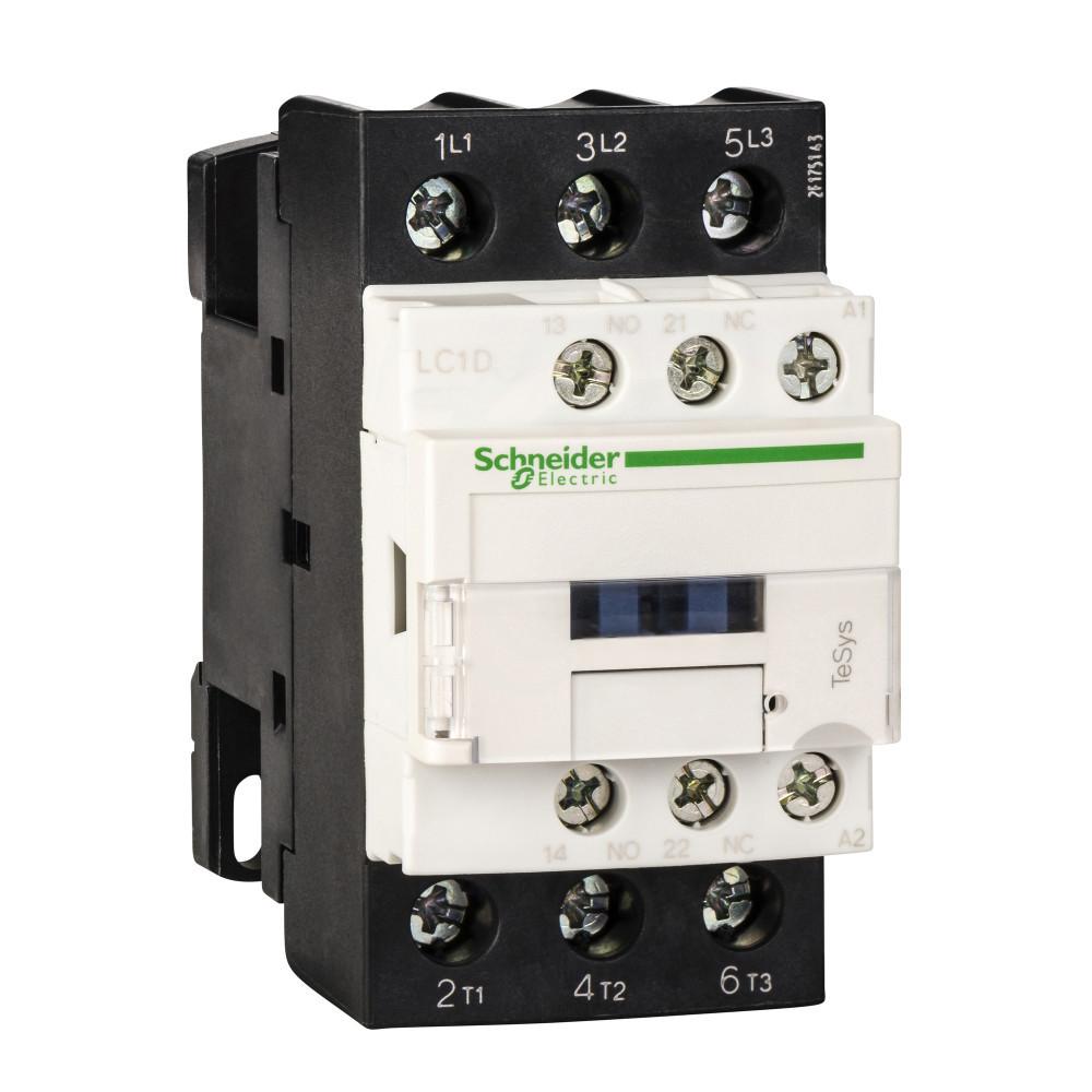 Контактор 3P 25A HO+H3 230V 50ГЦ /LC1D25P7/