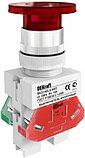 Выключатель кноп. ВК22-AELA-RED-LED /25030DEK/, фото 2