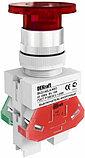 Выключатель кноп. ВК22-AELA-RED-LED /25030DEK/, фото 3