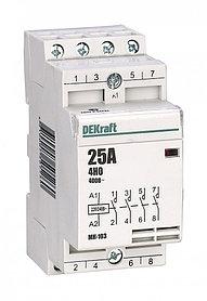 Модульный контактор MK103-025A-230B-40 /18067DEK/