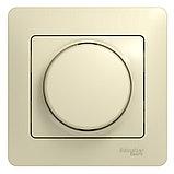 Светорегулятор повор, 300Вт, в сб, БЕЖ /GSL000234/, фото 2