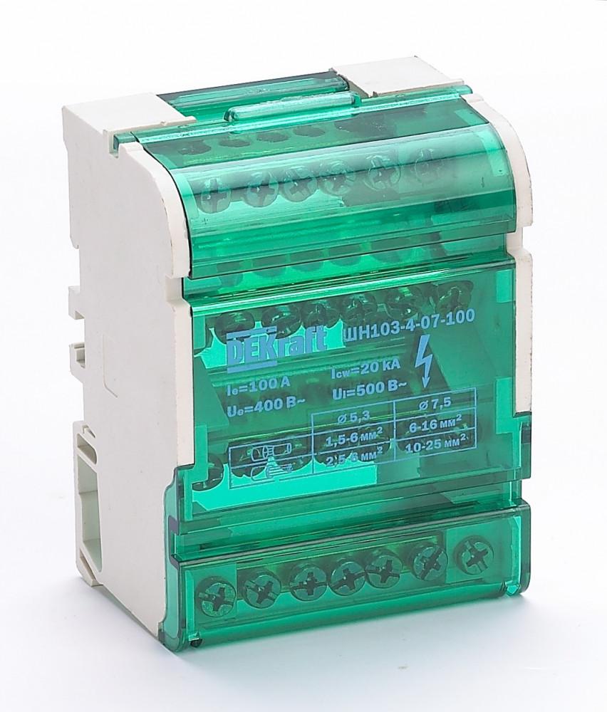 Кросс-модуль ШН103-4-07-100 /32017DEK/