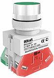 Выключатель кноп. ВК22-ABLF-GRN /25013DEK/, фото 2