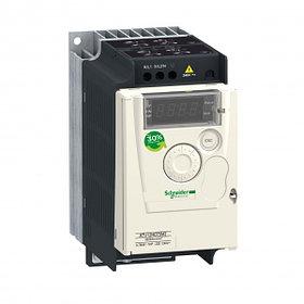 Частотный преобразователь ATV12 0,55квт 240В 1Ф /ATV12H055M2/