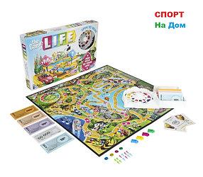 Игра в жизнь (Game of Life, на английском языке) настольная игра на 2-4 человека