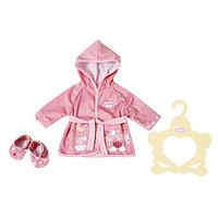 Zapf Creation Baby Annabell 701-997 Бэби Аннабель Уютный халатик и тапочки