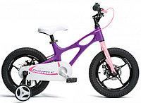 Детский двухколесный велосипед Royal Baby Space Shuttle Пурпур Purple