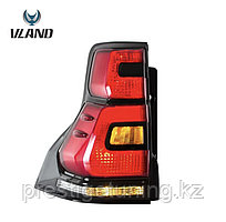 Задние фонари на Land Cruiser Prado 150 2010-17 стиль 18