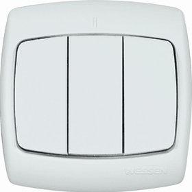 Выключатель ВС05 У-321 /Wessen/ тройной вн.