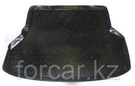 Коврик в багажник Toyota Highlander II (07-) (полимерный) L.Locker