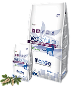 Беззерновой корм Monge Vetsolution Gastrointestinal для кошек с проблемами пищеварения - 1.5 кг