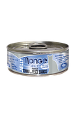 Консервы Monge Cat Jelly для взрослых кошек (Желтоперый тунец с морским карасем в желе) - 80 г