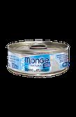 Консервы Monge Cat Natural для взрослых кошек (Атлантический тунец) - 80 г