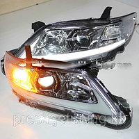 Передняя оптика на Camry V45 USA в стиле Lexus (White), фото 1