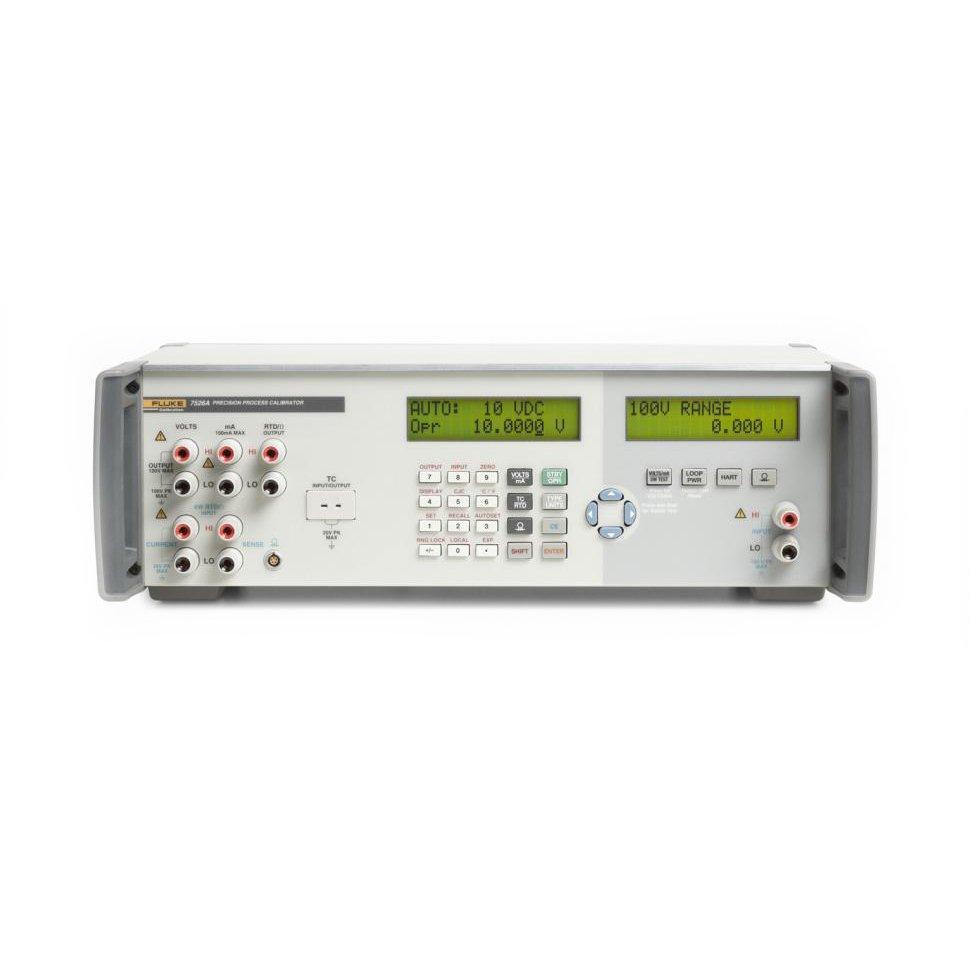 Портативный калибратор температуры Fluke 7526A-256