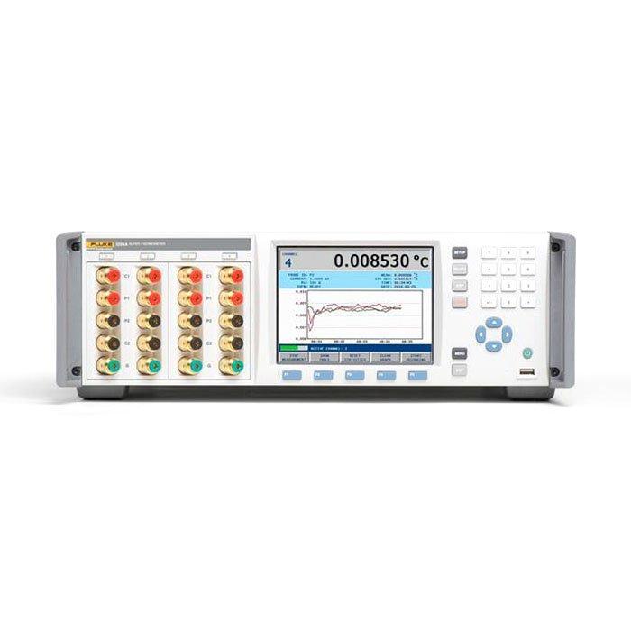 Прецизионный калибратор температуры Fluke 1595A-256