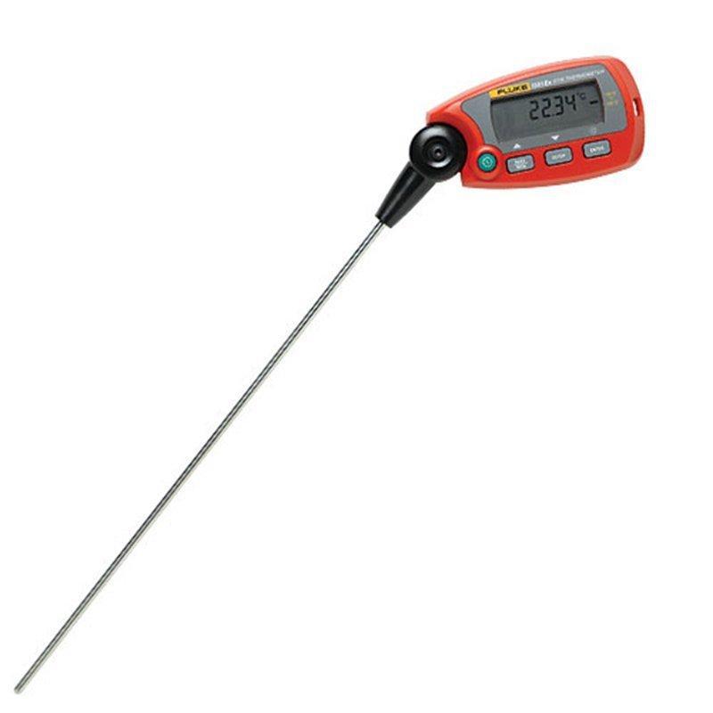 Цифровой калибратор температуры Fluke 1551A-12-DL