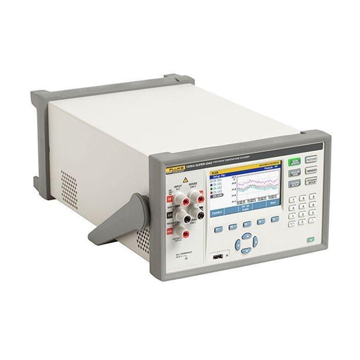 Прецизионный калибратор температуры Fluke 1586A/DS-HC 240