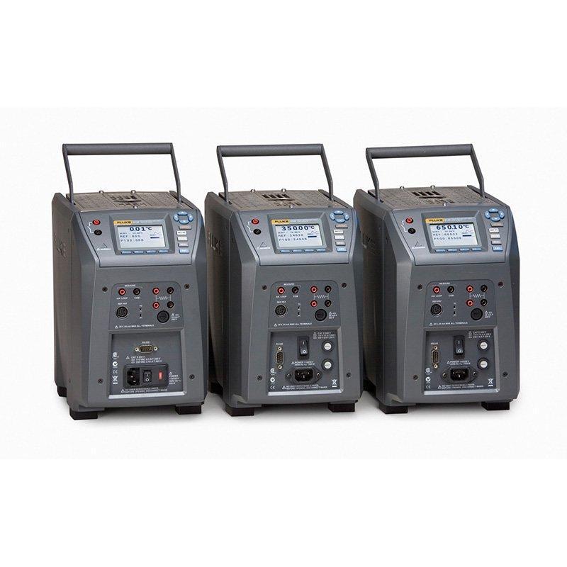 Полевой сухоблочный калибратор температуры Fluke 9144-E-P-256