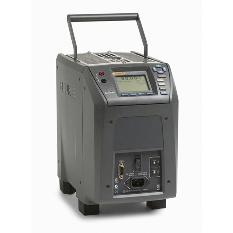 Полевой сухоблочный калибратор температуры Fluke 9144-RU-P-256